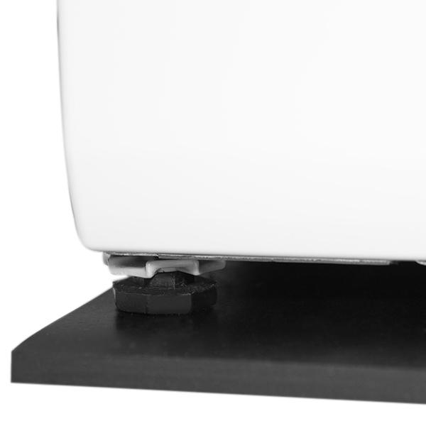 waschmaschinenunterlage gummi 60cm x 60cm st rke 8mm. Black Bedroom Furniture Sets. Home Design Ideas